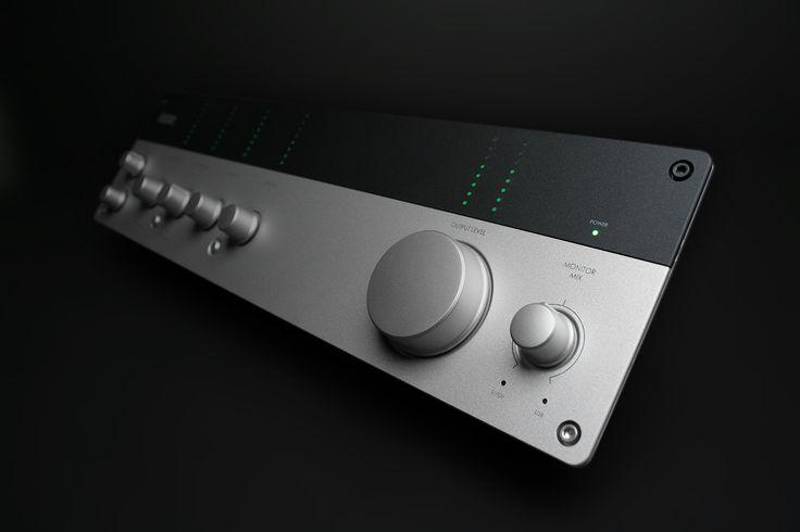 Lexicon | I-ONIX Desktop Recording Studio on Behance