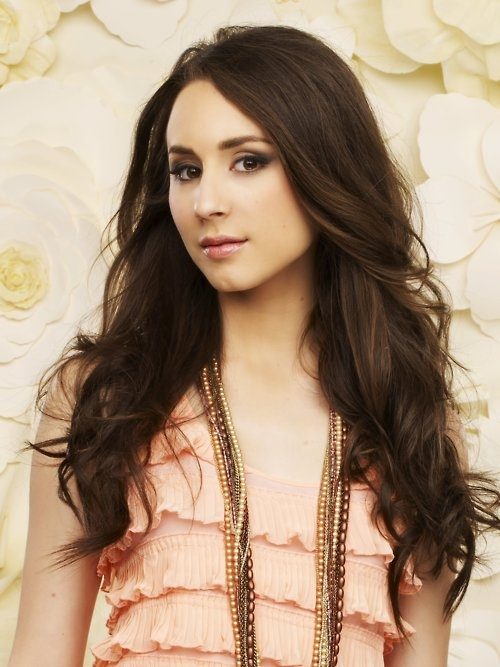 Troian Bellisario is one of the actresses who I would put on the shortlist for casting Jasmine.