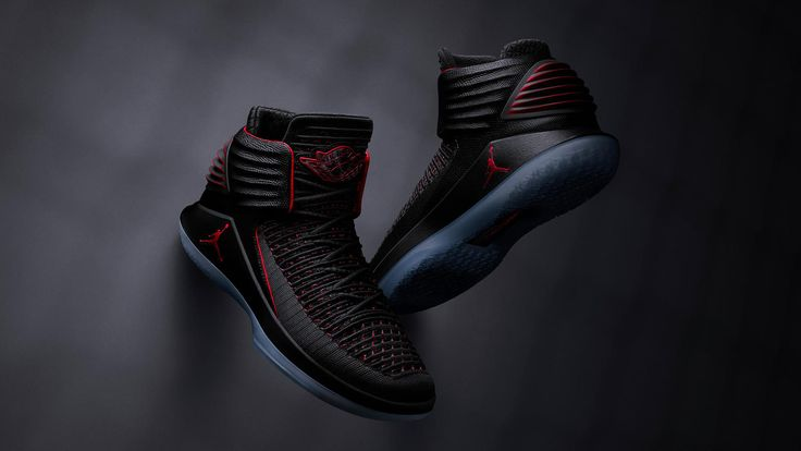 Designed by Tate Kuerbis, the shoe brings style and innovation to the hardwood to help athletes Fly Above. The Air Jordan XXXII Bredlaunches October 18 in both low and mid versions.