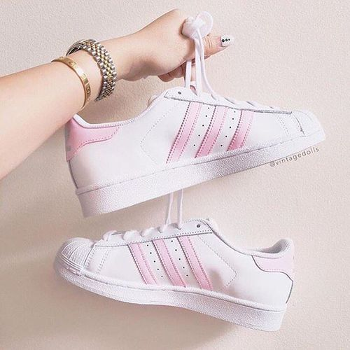 pink adidas superstar bedazzled soundtrack adidas shoes for girls size 3 pink