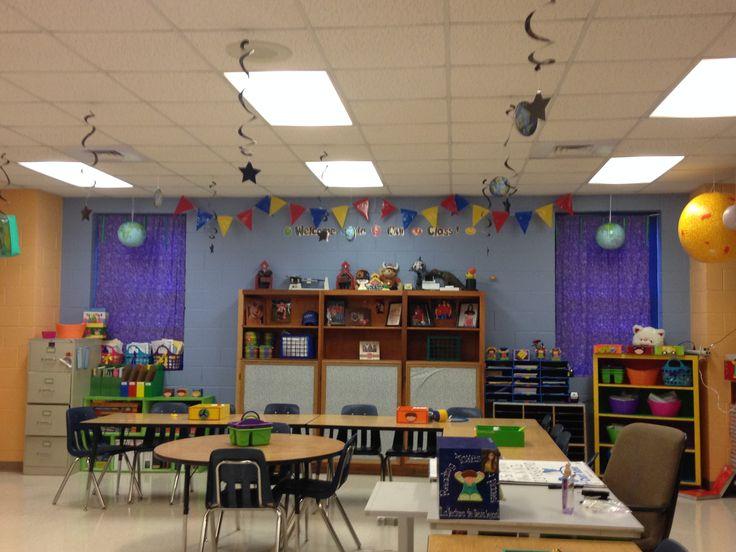 Classroom back