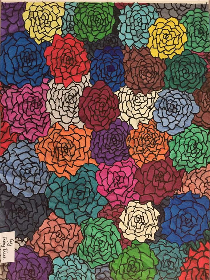 Roses    Art by Fairy Piece