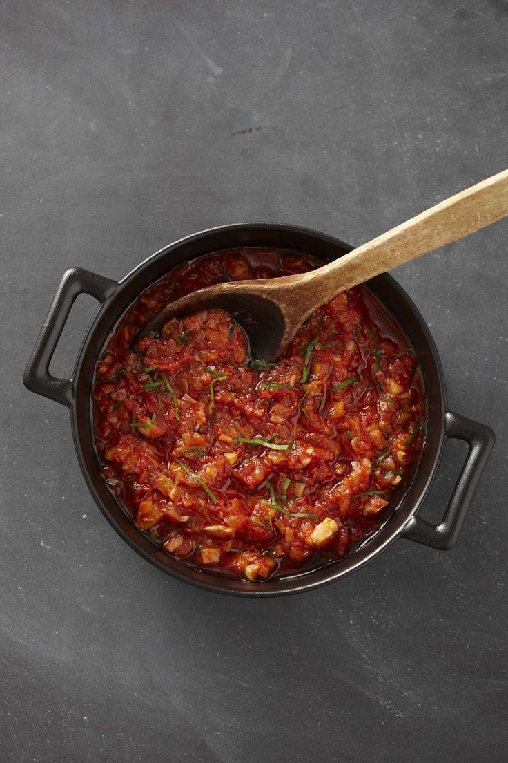 Arabiata, tomatsaus med suksess!