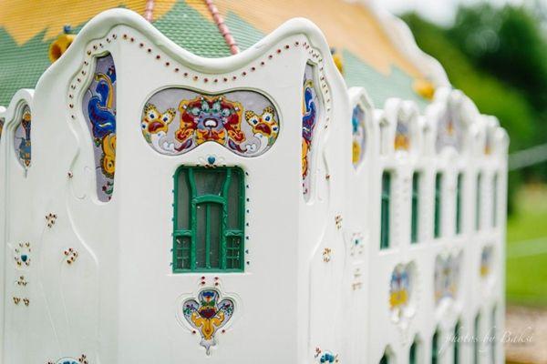 Mini Magyarország makettpark Szarvason, új interaktív makettekkel