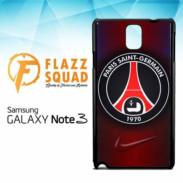 paris saint-germain X4606 Samsung Galaxy Note 3 Case