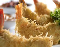 Receta de Camarones con coco con Maseca®