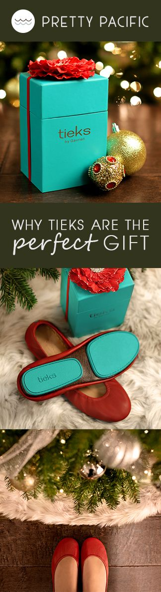 I think Tieks are an amazing gift to receive, and a super easy, super thoughtful gift to give. With the holidays just around the corner, Tieks are definitely at the top of my gifting (and wish) list. After all, the best gifts are the ones you would buy for yourself!