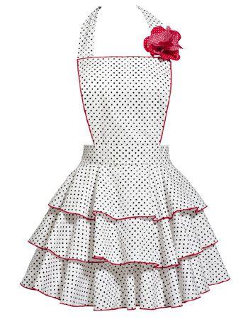 Cute stylish aprons