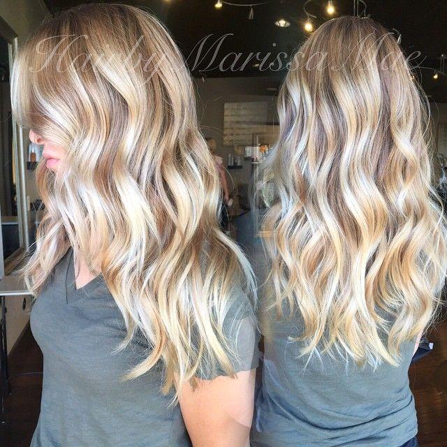 20 Beach Blonde Hair Ideas From Instagram: Best 20+ Bright Blonde Hair Ideas On Pinterest