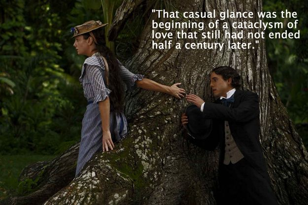 11 Famous Literary Characters On The Moment They First Met Their Love