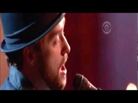"Justin Timberlake and Matt Morris sing a beautiful ""Hallelujah""     Lyrics:    Well I've heard there was a secret chord   That David played to please the Lord  But you don't really care for music, do you    Well, it goes like this the fourth, the fifth   The minor fall, and the major lift   The baffled king composing hallelujah  hallelujah, hallelujah hall..."