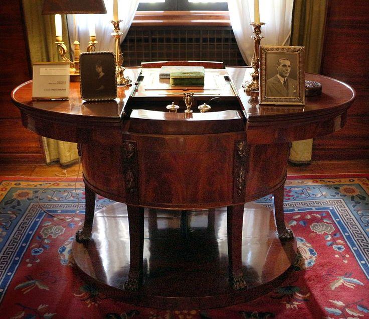 Giovanni socci, scrivania da campo in stile impero, 1807 - Stile Impero (arredamento) - Wikipedia