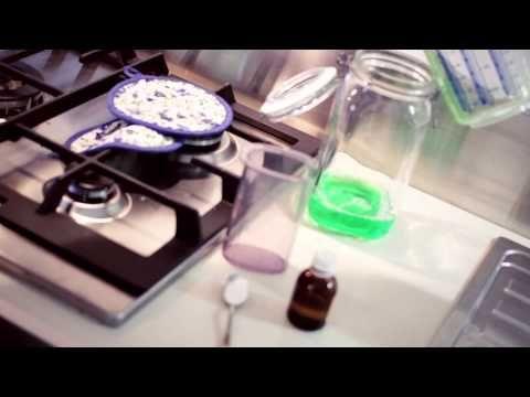 ▶ Ricetta bolle di sapone fatte in casa che funziona: prova - YouTube