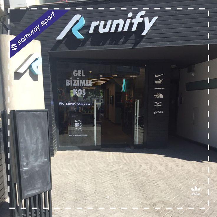 Samuray Sport bünyemizde, Runify mağazamız Bebek'de açılmıştır.. Runify mağazamızda yapılan koşu organizasyonlarını Nike resmi web sitesinden takip edebilirsiniz.. #runify #running #sport #nike #nikewomen #power #samuraysport