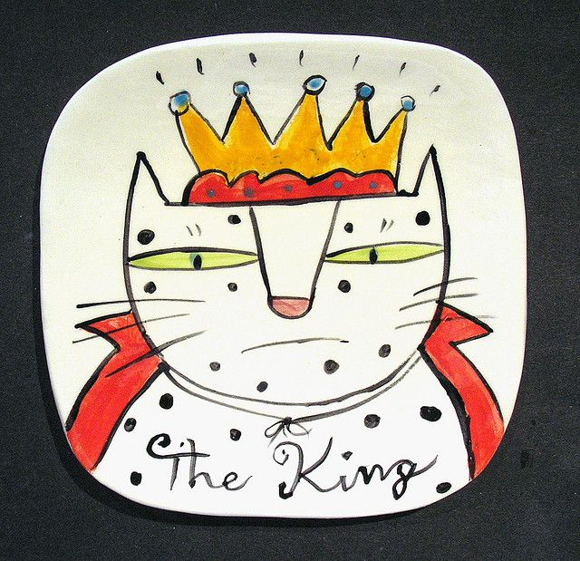 The King Cat   Flickr - Photo Sharing!