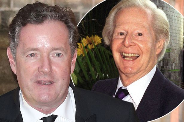 Piers Morgan duped by Tony Hart death hoax as he pays tribute to artist SEVEN years after death - Mirror Online