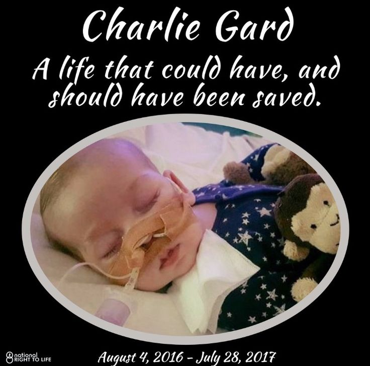 May his death awaken our culture to the dismissive nature of government 'healthcare' #ProLife #righttolife