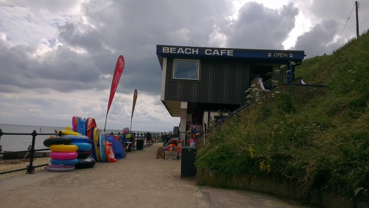 The Beach Cafe, Mundesley, Norfolk @Showmento