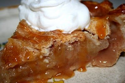 Old Fashioned Apple Pie ©From the Kitchen of Deep South Dish Prep