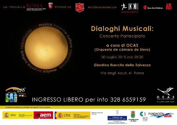 Esercito della Salvezza - Dialoghi Musicali