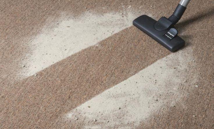 4 productos caseros para limpiar las alfombras que amaras