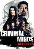 Criminal Minds: The Twelfth Season [6 Discs] [DVD]