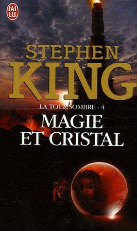 La Tour Sombre, Tome 4 : Magie et cristal - J'en suis déjà à la page 124.