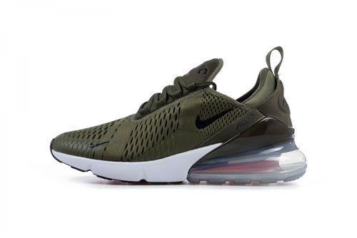 Nike Air Max 270 Olive AH8050-201 - ανδρικά sneakers - ανδρικά παπούτσια - sneakers - αθλητικά παπούτσια