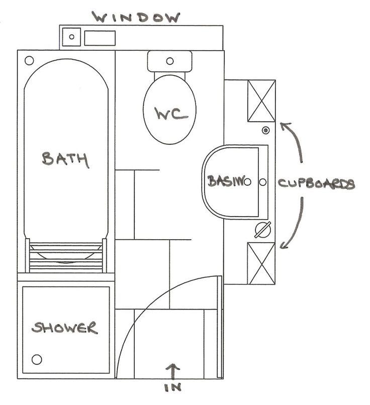 Images Of Bathroom Floor Plans