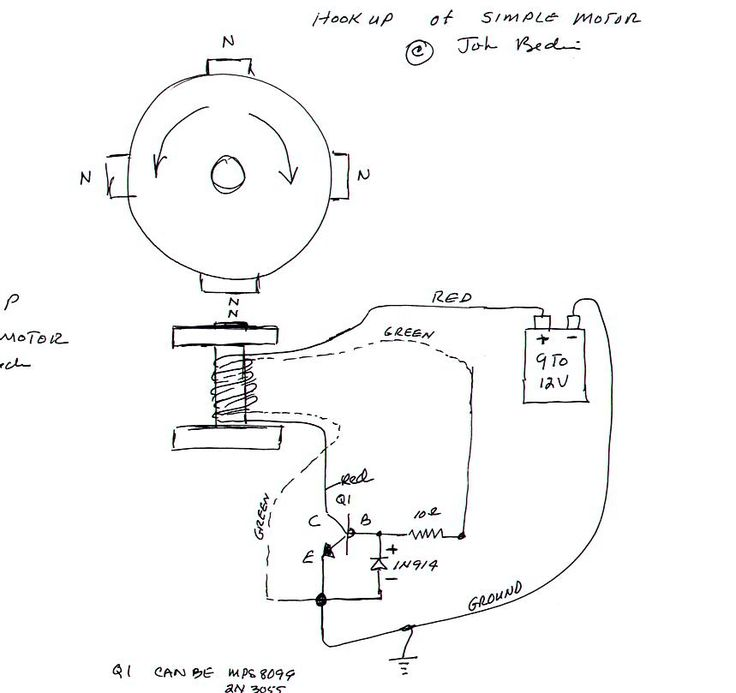 radiant energy circuit youtube