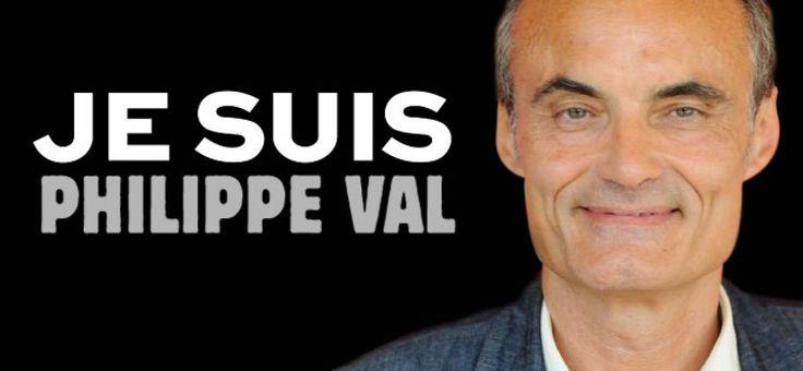 Philippe Val pourfend la haine et vole au secours de Bernard-Henri Lévy  DÉGAGE GROS CONNARD  TES OPINIONS N'INTÉRESSENT QUE TOI