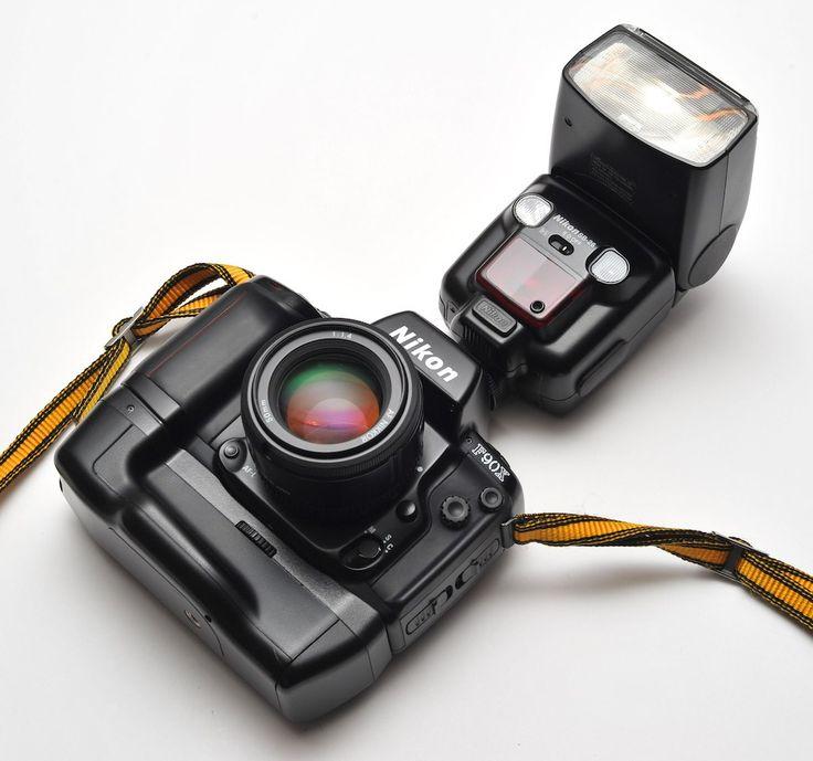 Nikon F90X with MD-10 + AF-Nikkor 50/1.4 + SB-26