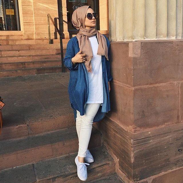 "4,210 Likes, 7 Comments - Hijab outfits (@hijabfab) on Instagram: ""@sevdali.61 #hijabfab"""