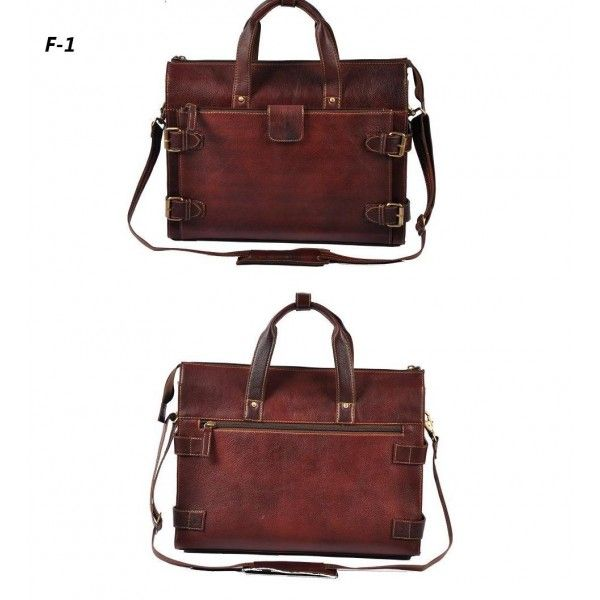 Documents Leather File Bag Buy High Quality of Leather File Bags. #businessbags #genuinebags