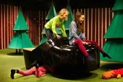 Μας αρέσει που τα παιδιά απασχολούνται δωρεάν στον παιδότοπο Småland όσο εμείς κάνουμε τις αγορές μας!