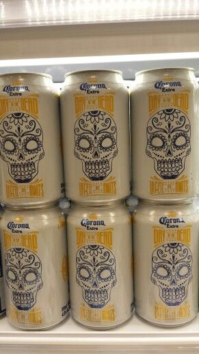 Day of the dead corona
