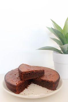 Gros Gateau au chocolat moelleux inratable