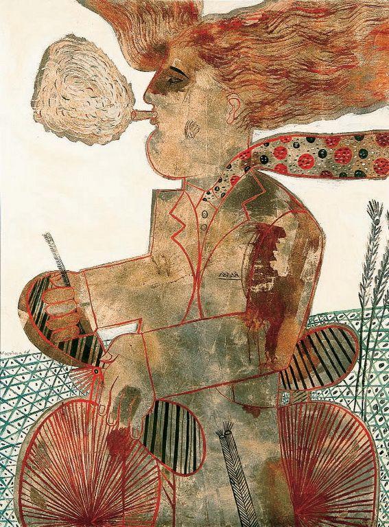Φασιανός Αλέκος-Καπνιστής
