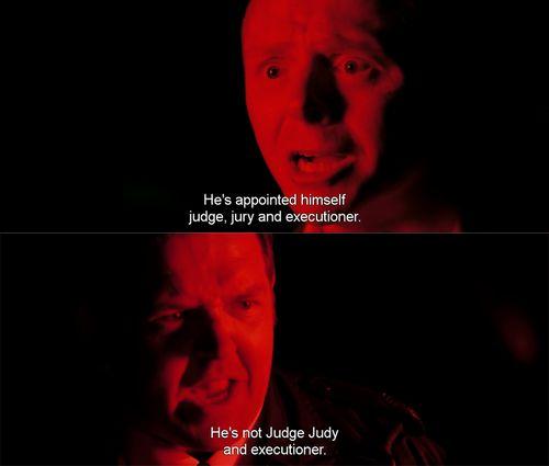 """Judge Judy and Executioner""  Hot Fuzz"