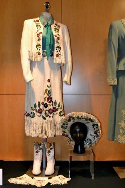 """Betty Hutton's """"Annie Oakley"""" costume from """"Annie Get Your Gun"""""""
