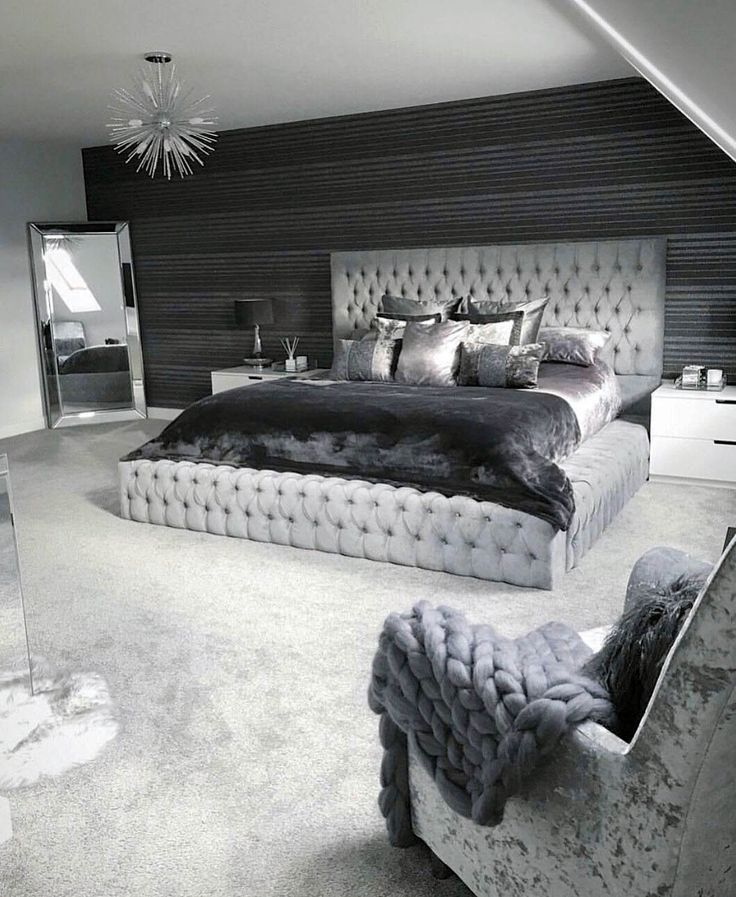 Excellent Gray Bedroom Ideas Pinterest Just On Planetdecors Com Cozy Master Bedroom Cozy Master Bedroom Design Modern Bedroom Design