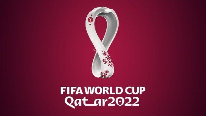 Qatar Unveils 2022 World Cup Logo Round The Globe In 2020 World Cup Qualifiers World Cup Logo 2022 Fifa World Cup