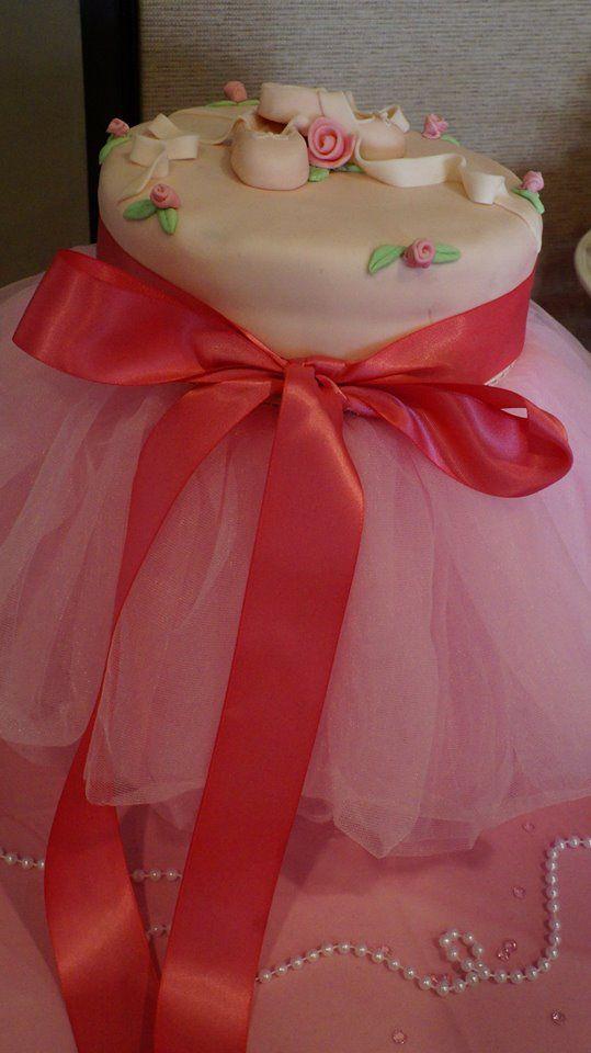 girl shower cake baby girl shower shower cakes marisa s ballerina