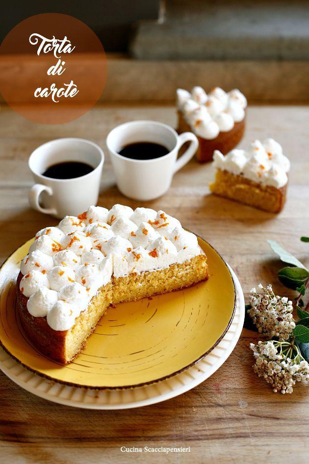 Cercate una torta semplice dal gusto speciale e dalla consistenza morbida e spugnosa? Io sono sempre a caccia di nuove ricette che abbiano queste particolarita', soprattutto se si tratta di dolci da c