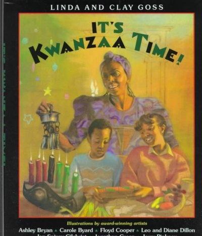 Kwanzaa Rookie ReadAbout Holidays