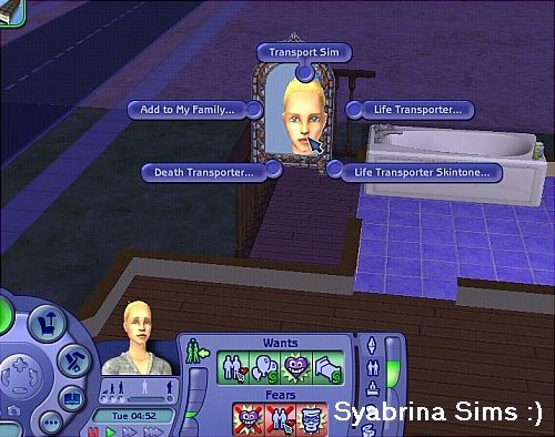 Mod The Sims - Sim Transporter The Sims 2 Mod - Transport