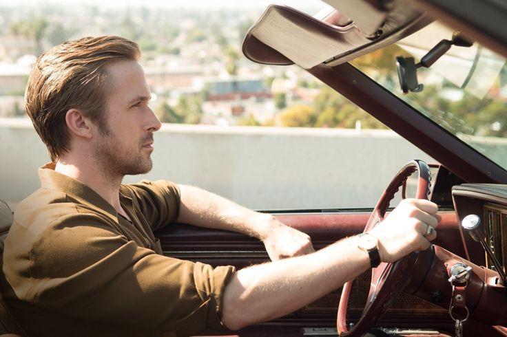 Ryan Gosling La ciudad de las estrellas - La La Land