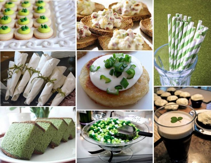78 best ideas about irish theme parties on pinterest st for Appetizer decoration