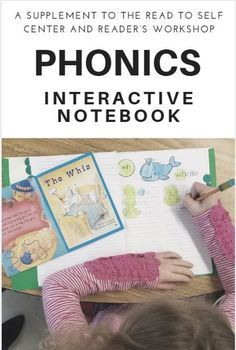Mix a little Word Work in your Read to Self center during the Daily 5! Students hunt for the phonics rules they are studying in their differentiated Words Their Way group as they read from leveled readers. They love to add to their collection of words in