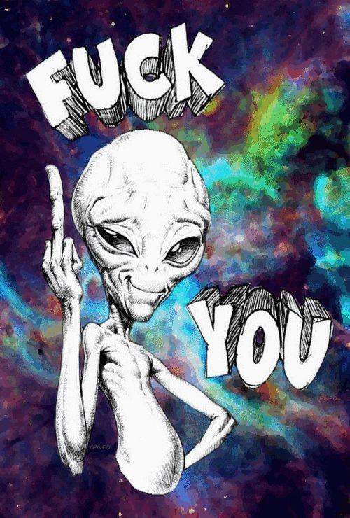 paul alien gif - Google Search